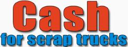Cash for Scrap Trucks